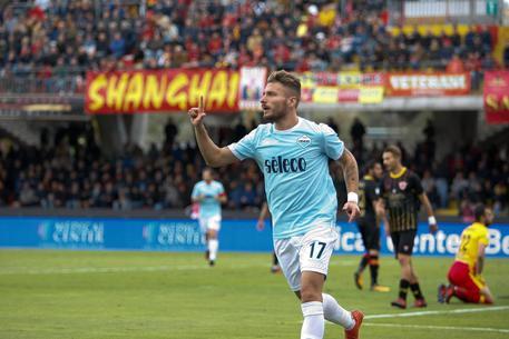 Soccer: Serie A; Benevento-Lazio