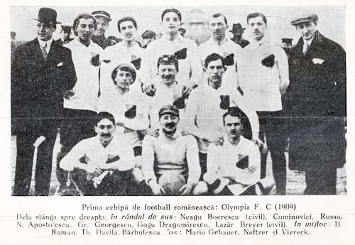 Olympia_FC_Bucuresti_in_1909