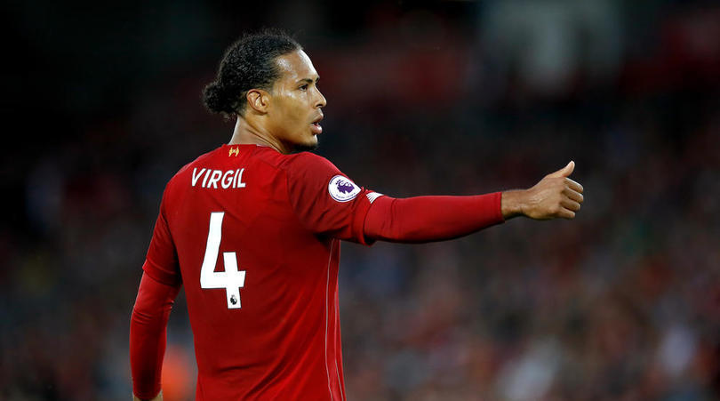 Virgil van Dijk. Sursă foto: goal.com