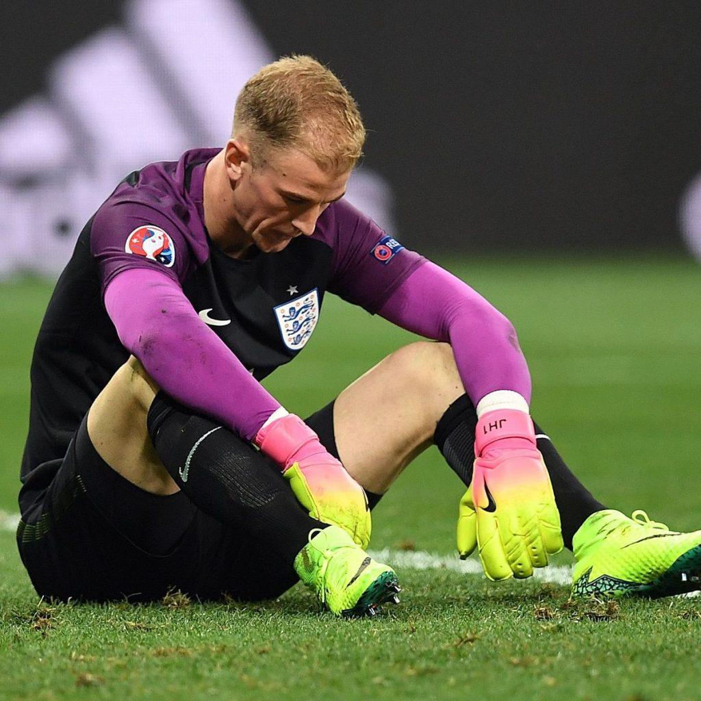 """Depresia unui fotbalist! Joe Hart: """"Am nevoie de cineva care să creadă în mine! Nu mă aștept să mă dorească Real Madrid"""". Sursă foto: theirishmirror.ie"""