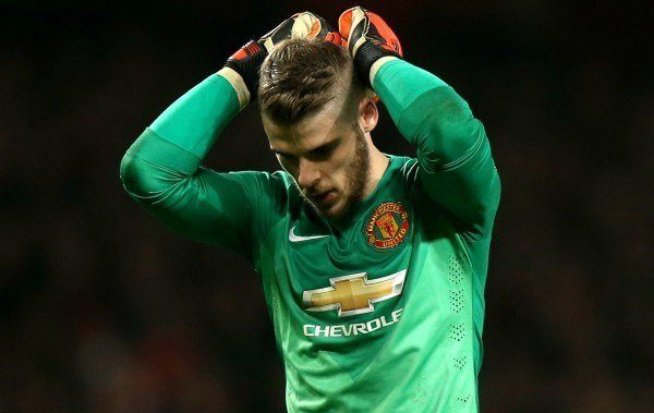 David De Gea. Sursă foto: naijaloaded.com.ng