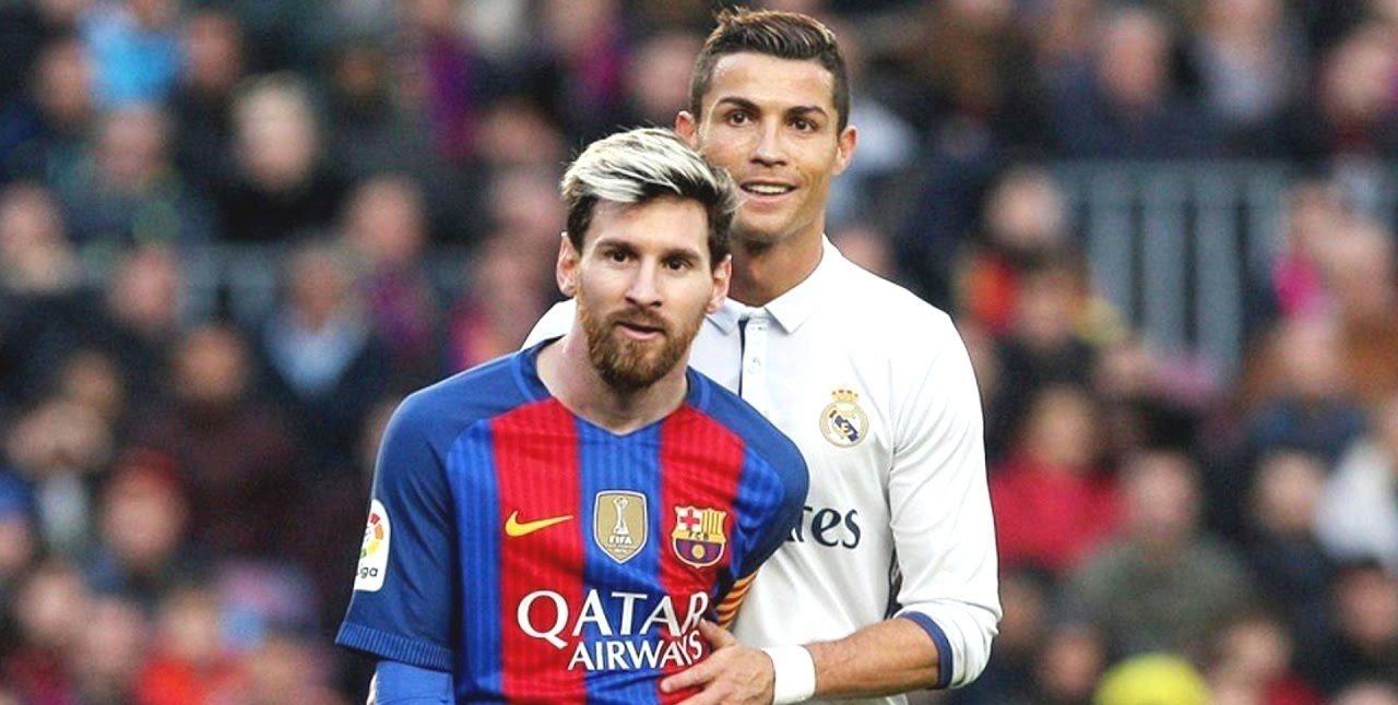 Lionel Messi și Cristiano Ronaldo. Sursă foto: goal.com