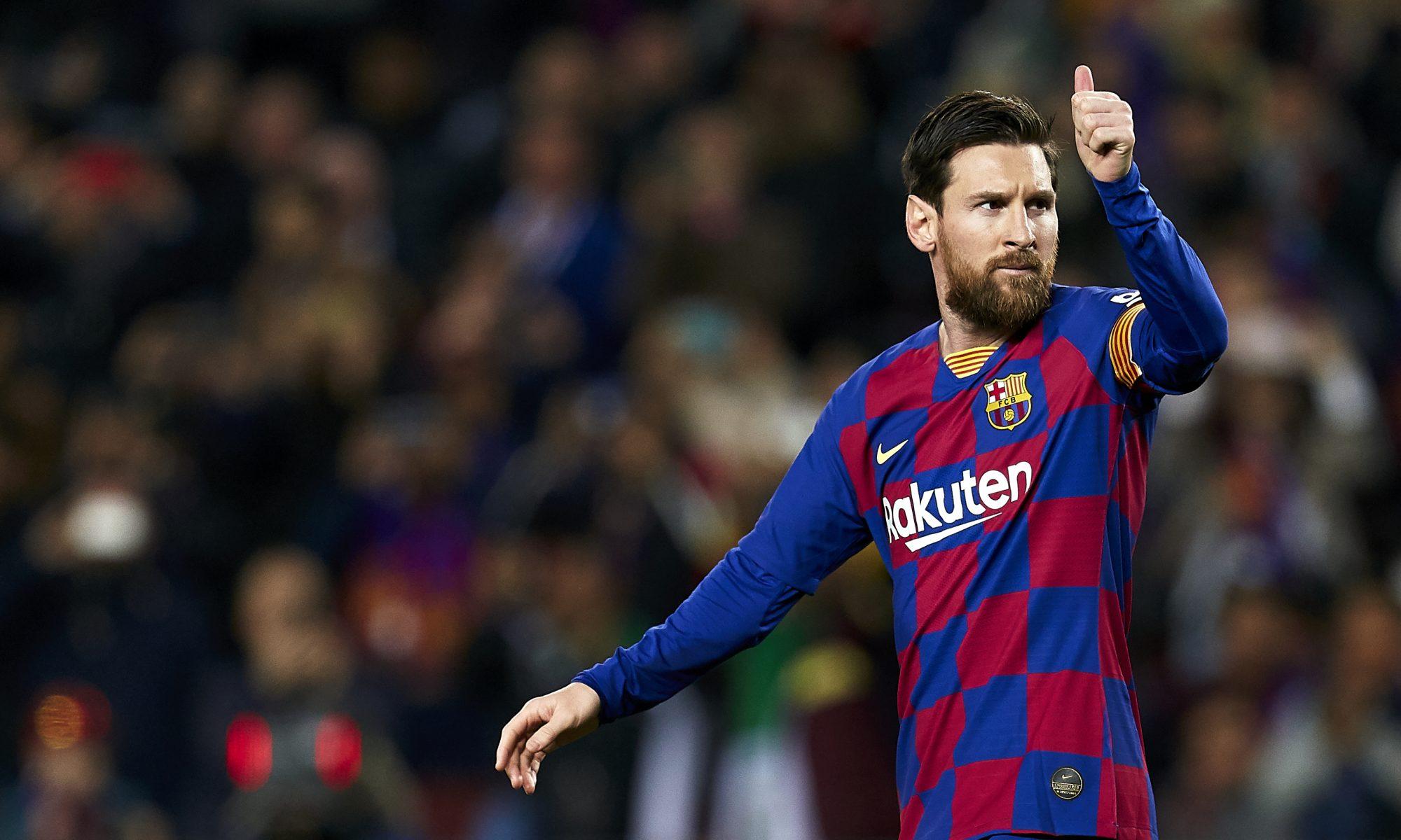 Discursul lui Messi la pauza meciului cu Napoli. Video. Sursă foto: goal.com