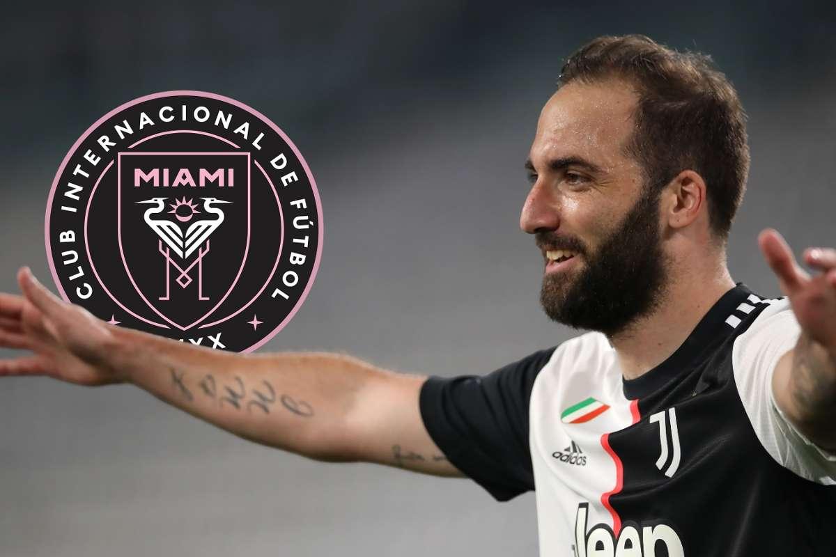 Mercato 2020 | Higuain ajunge în MLS Sursă foto: goal.com. Sursă foto: goal.com