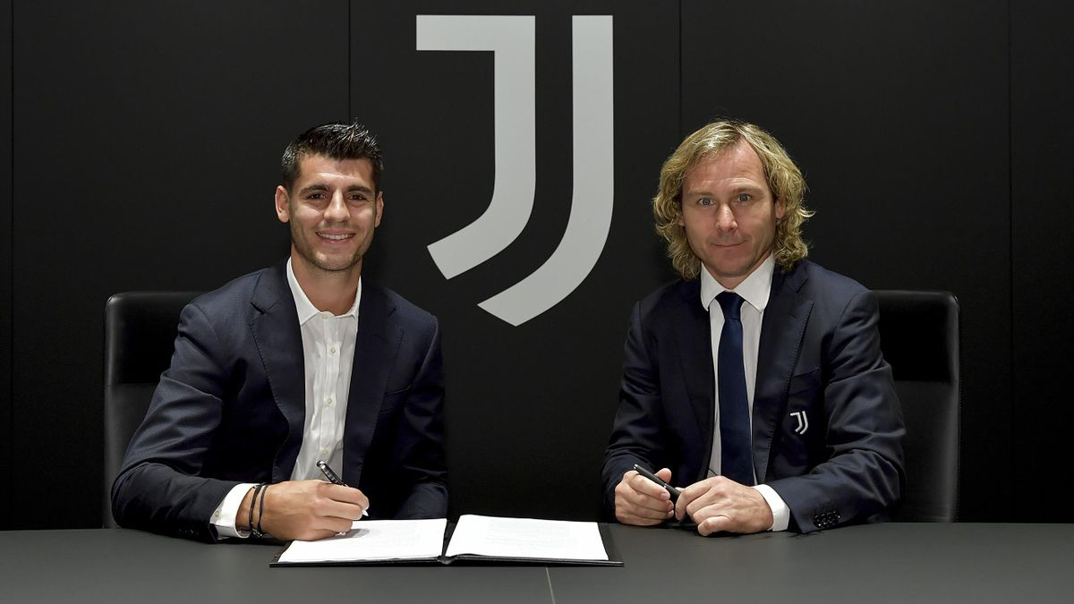 Alvaro Morata. Sursă foto: goal.com