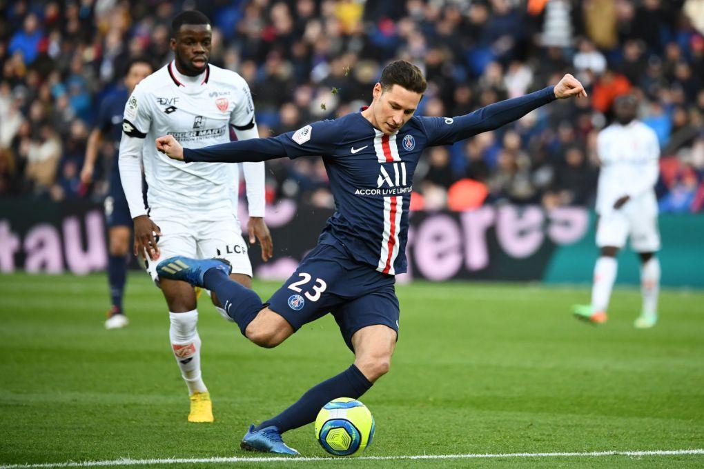 Julian Draxler. Sursă foto: goal.com.