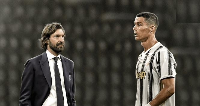 Pirlo știe prețul plătit de Cristiano Ronaldo pentru celebritate. Sursă foto: axadlestimes.com