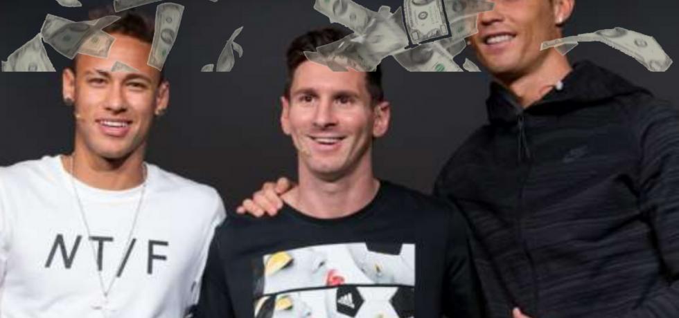 Top 10 cei mai bine plătiți fotbaliști din lume. Sursă foto: primul11.com
