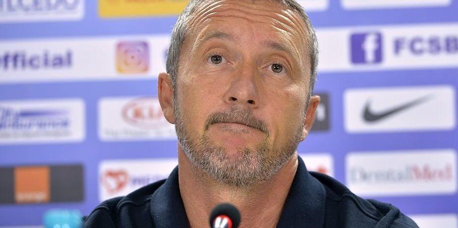 MM Stoica a reacționat după victoriile cu emoții ale FCSB-ului. Sursă foto: gsp.ro