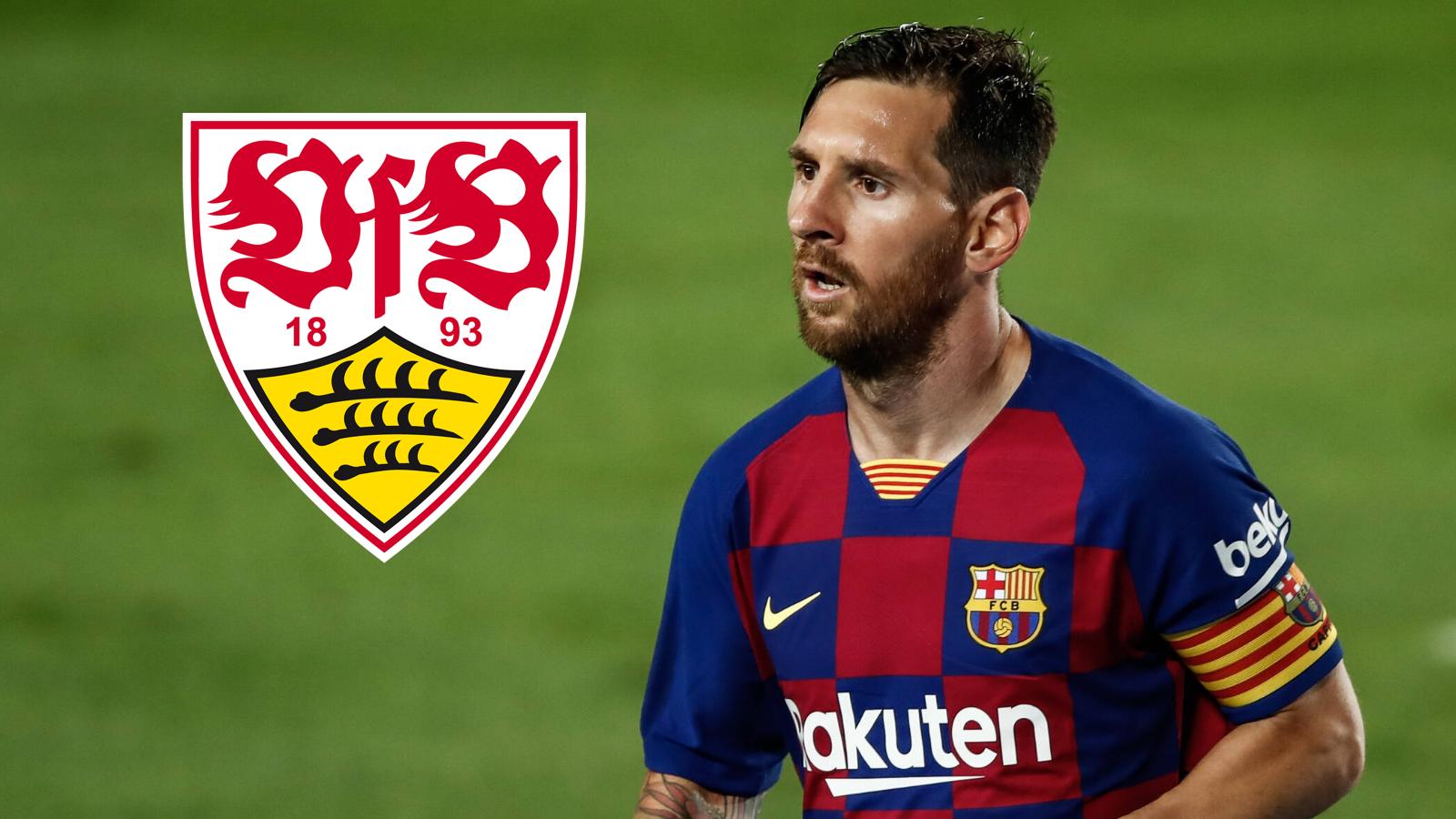Un fan al lui Stuttgart face chetă pentru a-l aduce pe Messi! Cât a strâns în 5 zile. Sursă foto: goal.com