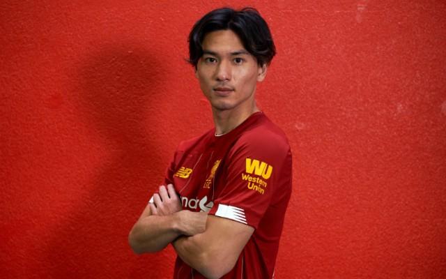 Takumi Minamino. Sursă foto: goal.com. Sursă foto: goal.com