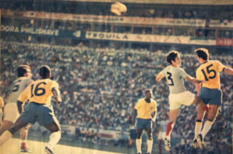 Imagine din România - Brazilia 2-3. Sursă foto: libertatea.ro