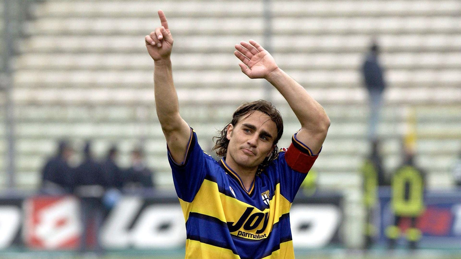 Fabio Cannavaro. Sursă foto: wpcover.com