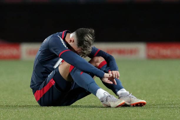 Un fotbalist din Liga 1 s-a retras la 24 de ani. Sursă foto: facebook.com
