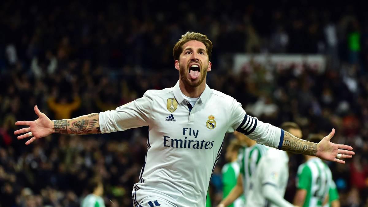 Sergio Ramos, despre penalty-ul primit în El Clasico. Sursă foto: goal.com