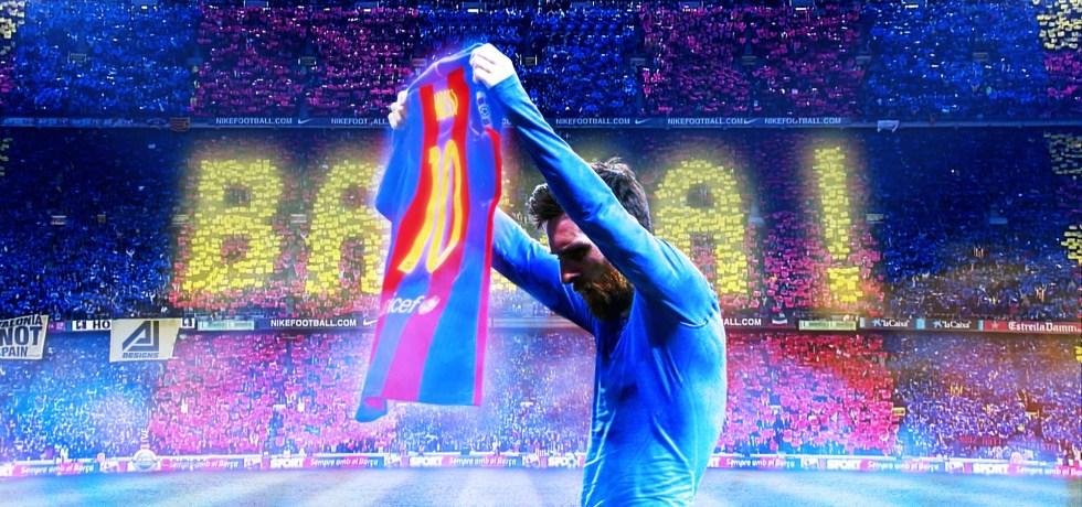 Povestea lui Lionel Messi! De la puștiul care semna primul contract pe un șervețel, la căpitanul Barcelonei. Istoria lui Lionel Messi în El Clasico! Totul a început cu un hattrick. Sursă foto: goal.com