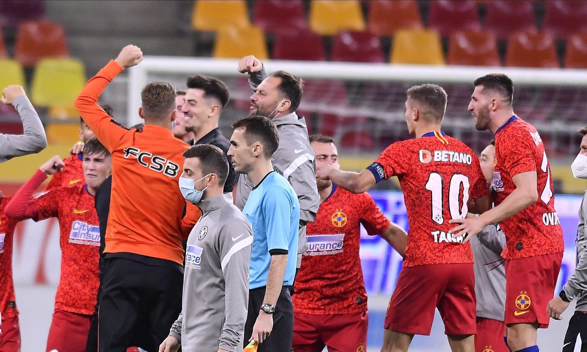 În sfârșit vești bune pentru FCSB. Sursă foto: sportpictures.eu