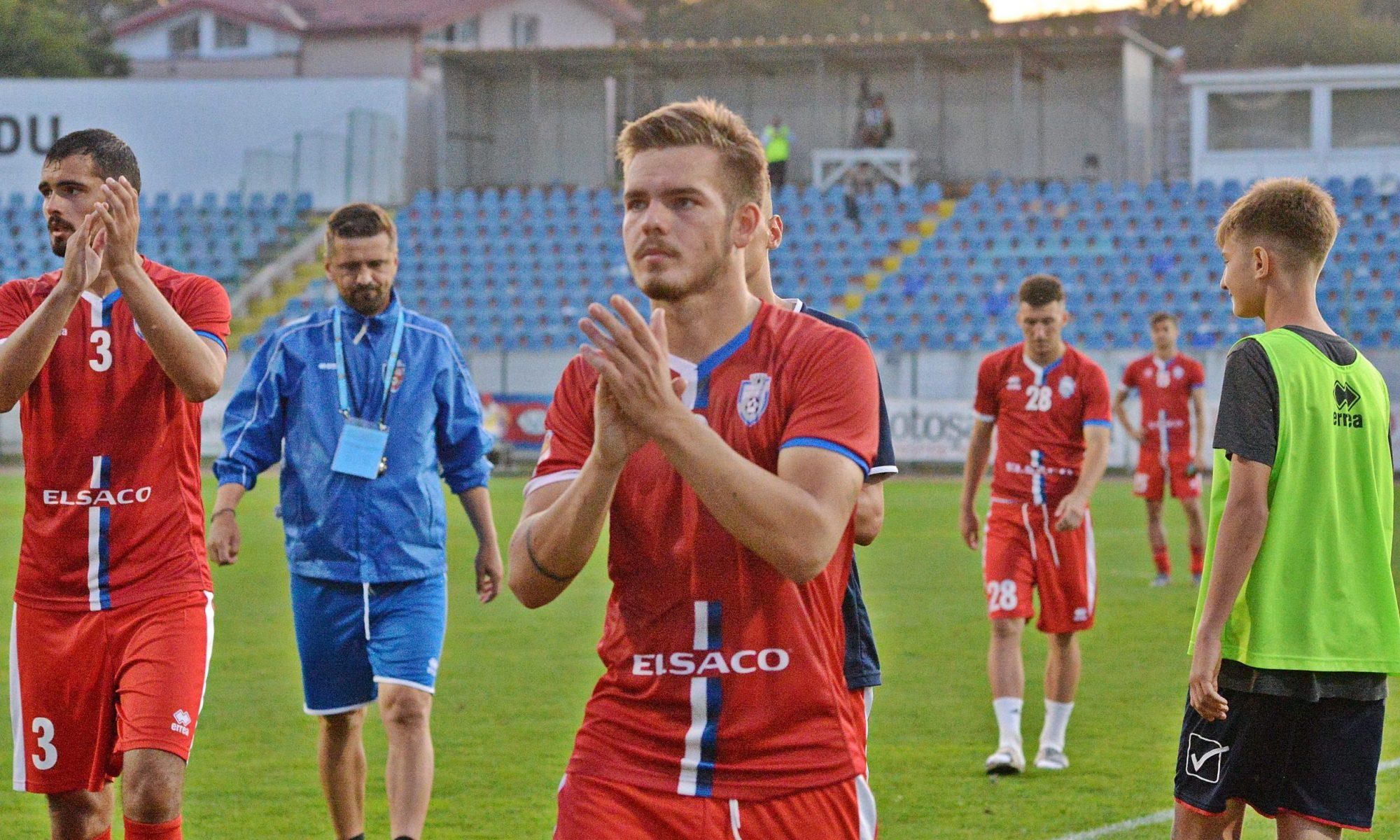 Haruț, dorit de FCSB. Sursă foto: gsp.ro