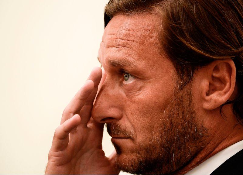 Tatăl lui Francesco Totti a murit. Sursă foto: goal.com