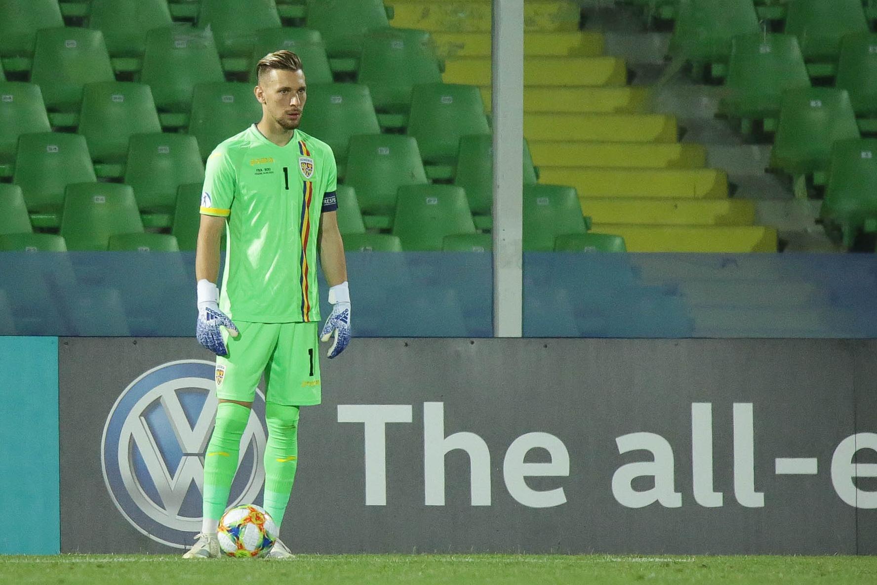 Ionuț Radu. Sursă foto: sportpictures.eu