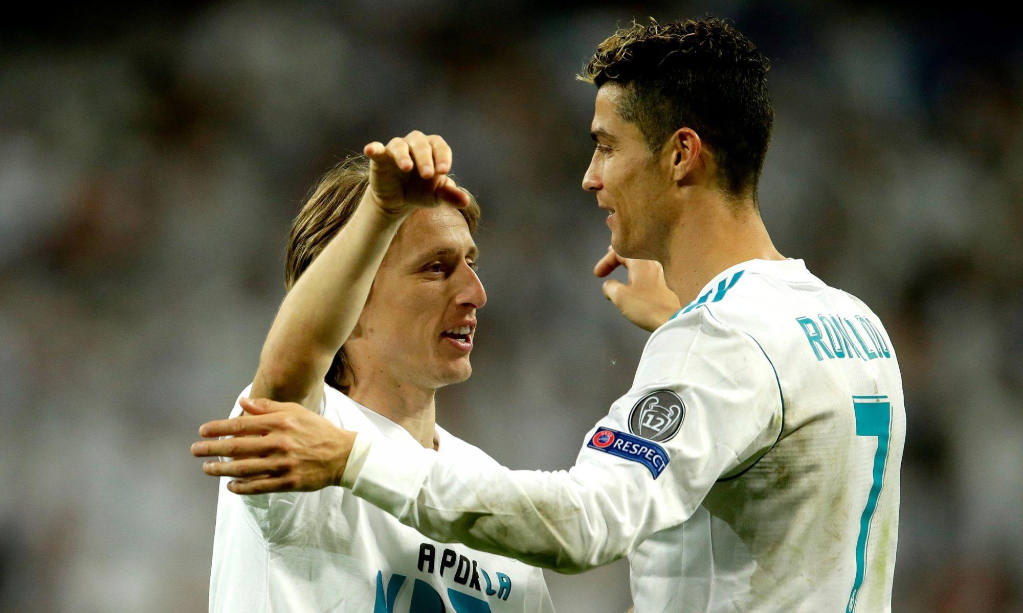 """Luka Modric: """"Când am luat Balonul de Aur, Cristiano m-a felicitat!"""". Sursă foto: goal.com"""