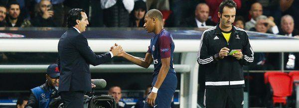 """Emery: """"Când eram la PSG, Mbappe voia să plece la Real!"""". Sursă foto: goal.com"""