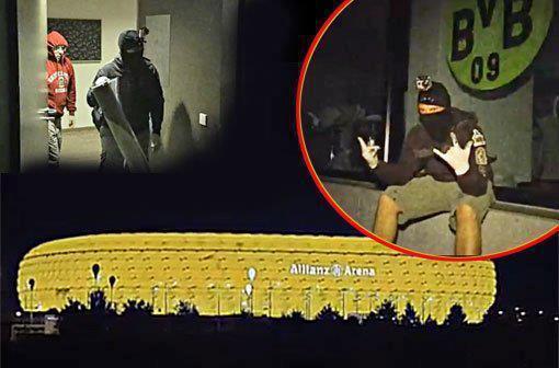 """Momente de neuitat din """"Der Klassiker""""! 6 scene care au intrat în istorie. Sursă foto: goal.com"""