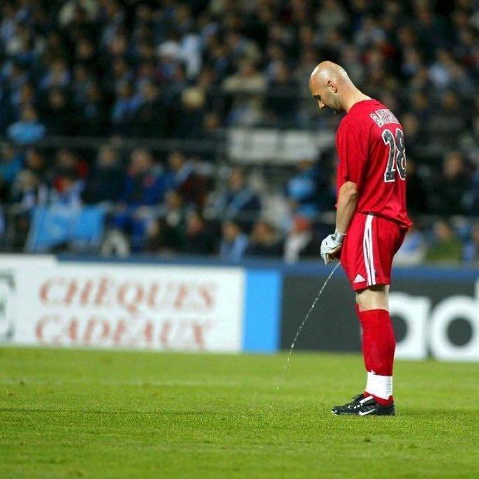 Fabien Barthez. Sursă foto: goal.com