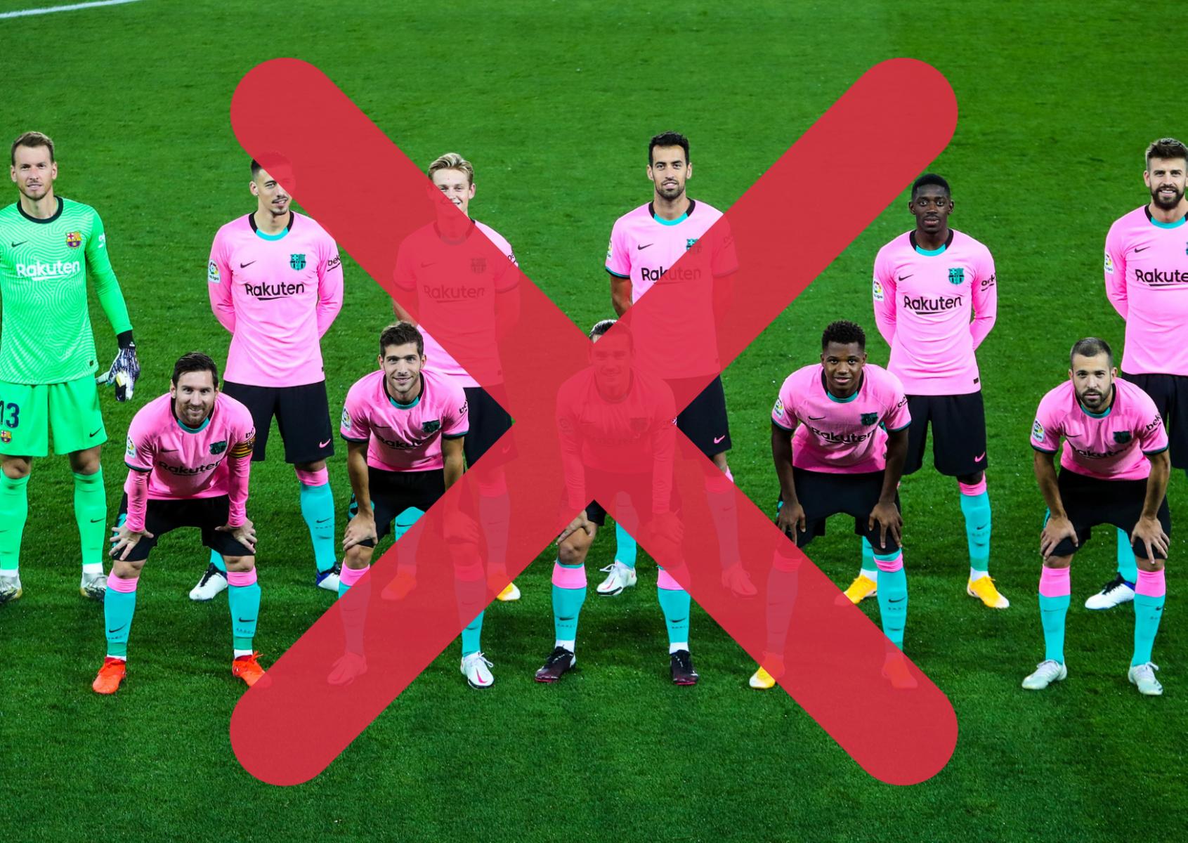 Fotbaliștii pe care Koeman îi vrea plecați de la Barcelona. Sursă foto: primul11.com