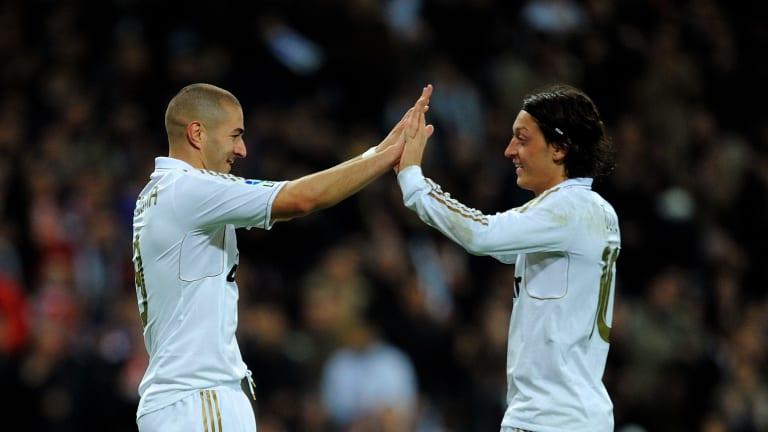 """Ozil: """"Benzema e ca brazilianul Ronaldo!"""". Sursă foto: goal.com"""