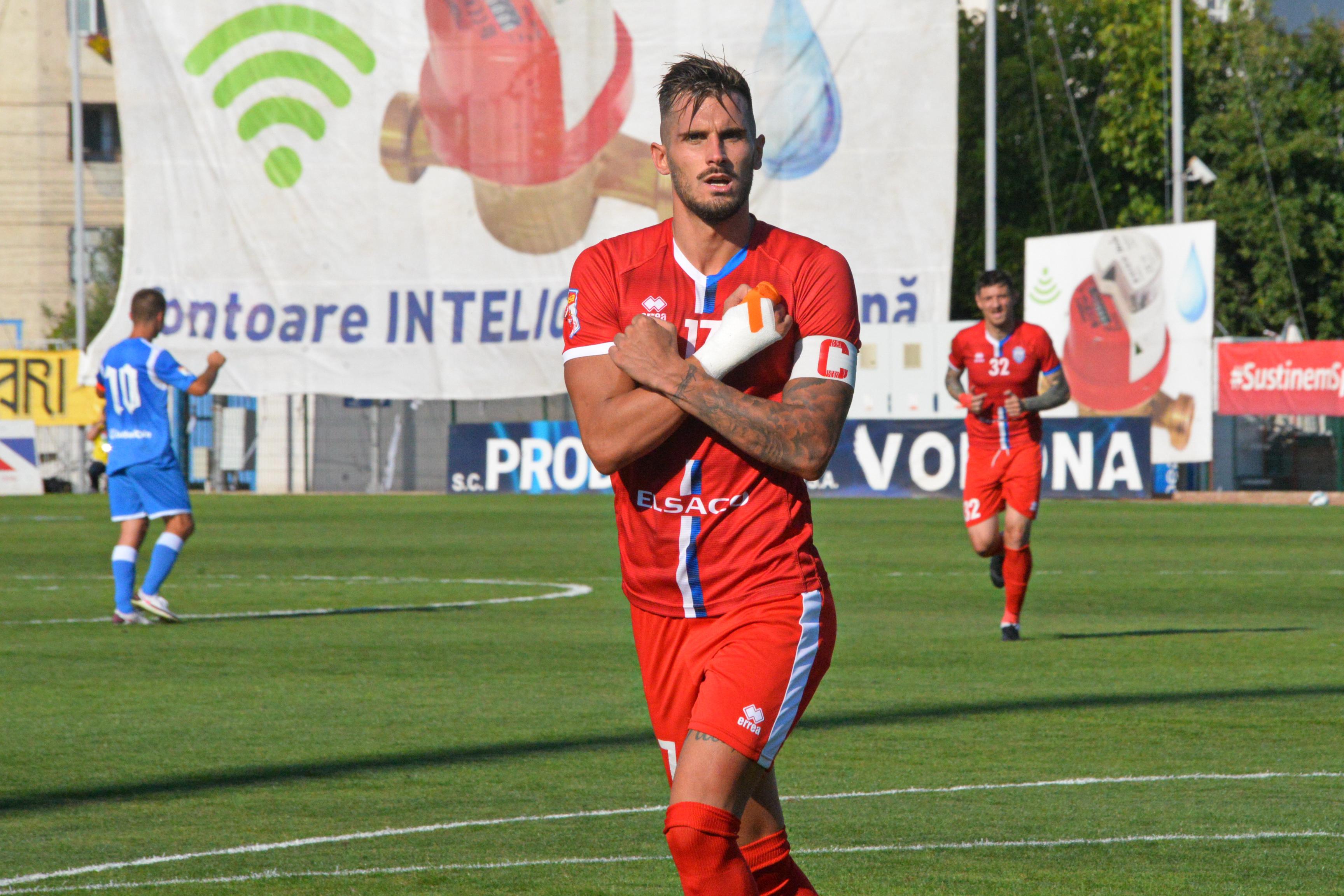 Marko Dugandzic. Sursă foto: sportpictures.eu