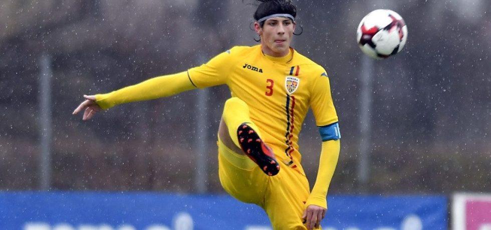 Radu Drăgușin, taxat după ce a refuzat selecția la România U21. Sursă foto: digisport.ro