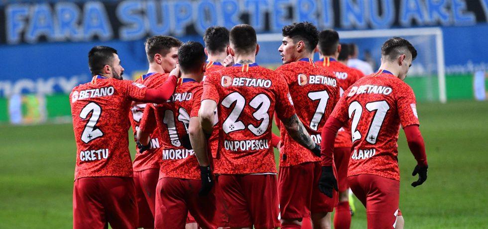 Cum poate arăta echipa de start a FCSB-ului în meciul cu FC Botoșani. Sursă foto. sportpictures.eu