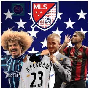 Top 25 cei mai buni fotbaliști din istoria MLS. Sursă foto: primul11.com