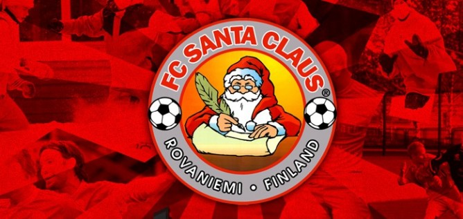 Echipa de fotbal a lui Moș Crăciun. Sursă foto: bbc.com