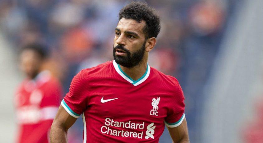 """""""Salah nu e mulțumit la Liverpool și vrea să plece!"""". Sursă foto: goal.com"""