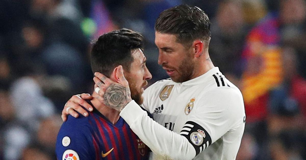 Ramos refuză Real Madrid pentru a merge cu Messi la PSG. Sursă foto: goal.com