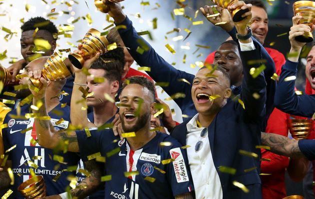 Cum ar putea arăta o echipă monstruoasă a PSG-ului în sezonul următor. Sursă foto: goal.com