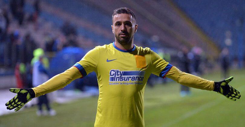 Lucian Sânmărtean, aproape de a semna cu CSA Steaua. Sursă foto: gsp.ro