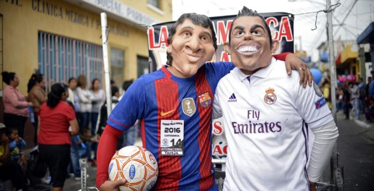 Mesaj pentru fanii Barcelona și Real Madrid. Sursă foto: marca.es