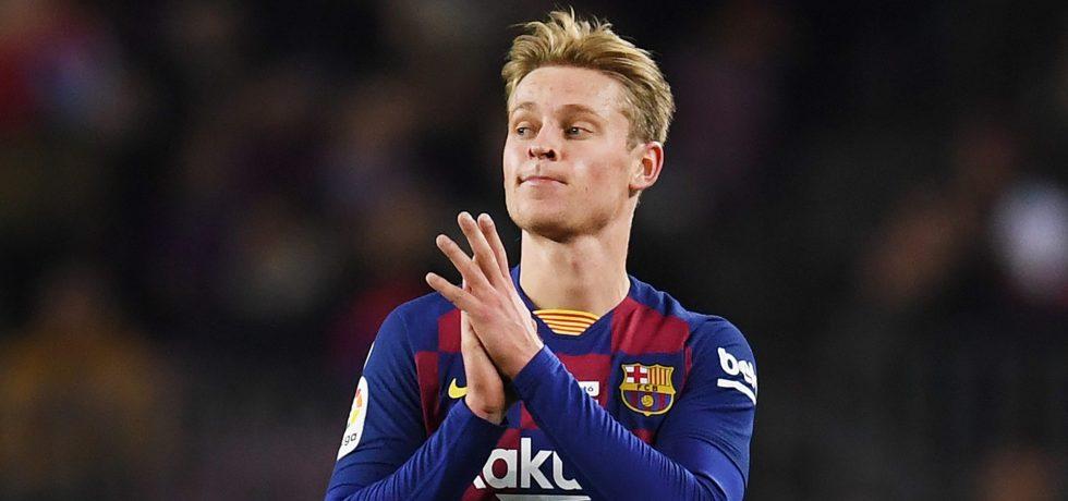 """Eroul accidental al Barcelonei! Cazul """"Frenkie de Jong"""" Sursă foto: goal.com"""