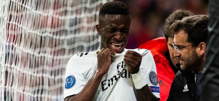 """Vinicius: """"A fost cel mai dificil moment al meu la Real!"""". Sursă foto: goal.com"""