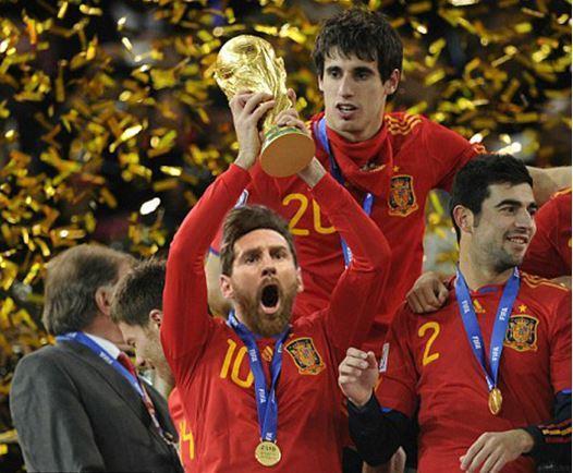 Lionel Messi ar fi putut să joace pentru Spania. Sursă foto: goal.com
