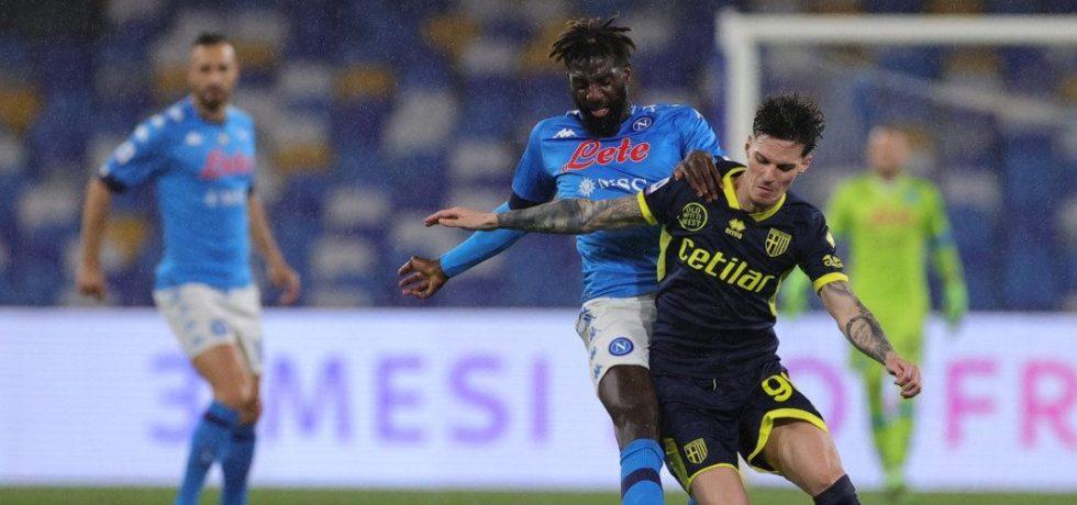 Nota primită de Dennis Man la debutul la Parma. Sursă foto: digisport.ro