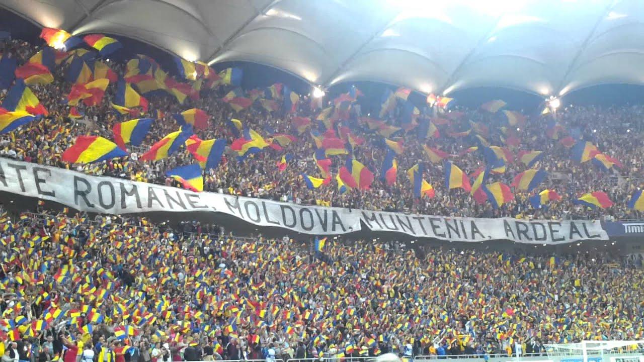 Imagine de la România - Olanda, 1-4. Sursă foto: youtube.xom
