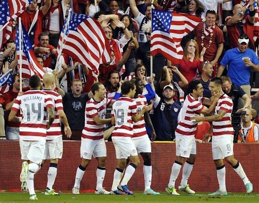 Național SUA. Sursă foto: goal.com