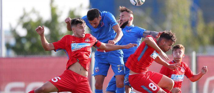 Echipa pe care FCSB II o va alinia împotriva CSA Steaua. Sursă foto: gsp.ro