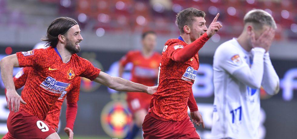 Florin Tănase, cel mai bun sezon de când e la FCSB. Sursă foto: sportpictures.eu