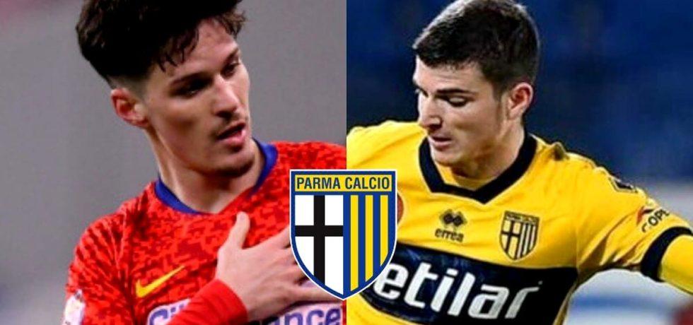 Notele primite de Man și Mihăilă după Parma - Inter 1-2. Sursă foto: fanatik.ro