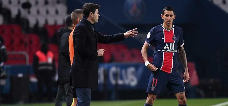 Familiile lui Di Maria şi Marquinhos au fost sechestrate în timp ce PSG pierdea cu Nantes. Sursă foto: goal.com